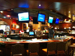 Photo of bar in FireSide Restaurant & Tavern